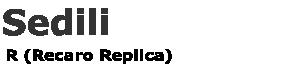 SEDILE R