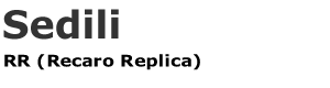 SEDILE RR