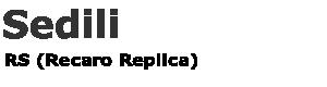 SEDILE RS